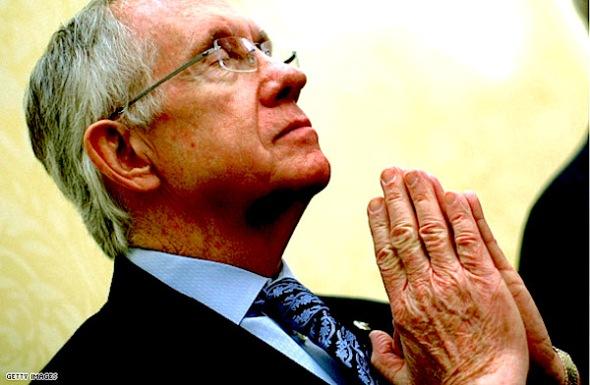 Senate Leadership Speaks To Press About Stimulus Package