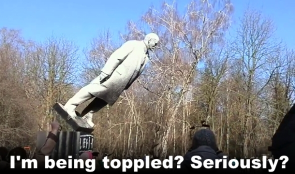 Lenin-seriously?