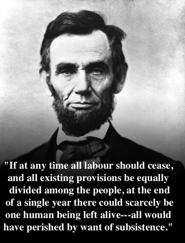 Lincoln-on-Labor