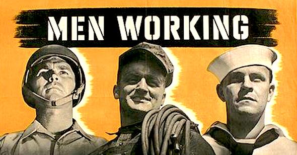 men-work