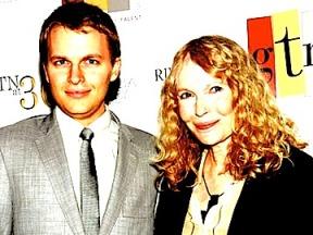 ronan Farrow Mia Farrow