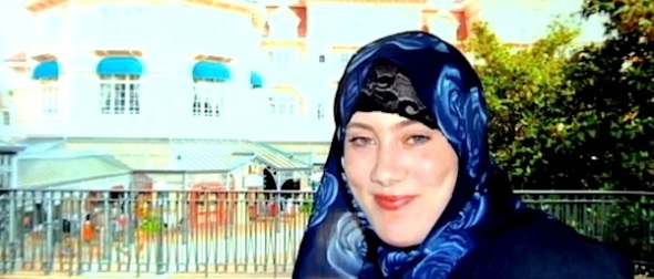 Samantha Lewthwaite-aka-'White Widow' (YouTube screenshot ABC-News)