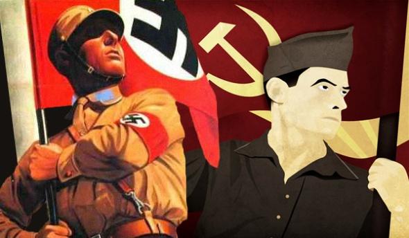 socialism-fascism