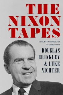 The Nixon Tapes 220x333