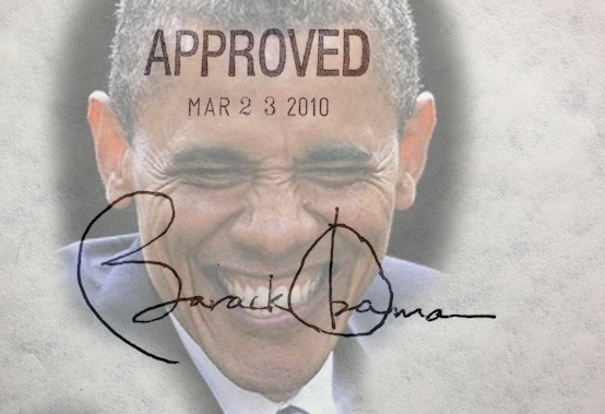 you-suckers-Obamacare-signature