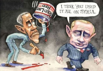 "TEHRAN (FNA)- President Barack Obama warned that the US was planning a string of economic and diplomatic sanctions to ""isolate"" Russia if it does not reverse its incursion into Ukraine."