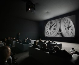 clock-room