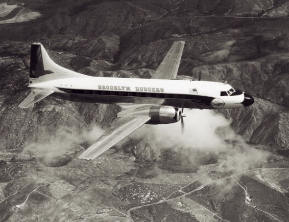 Convair-440-Brooklyn-National-Air-and-Space-Museum-Archives