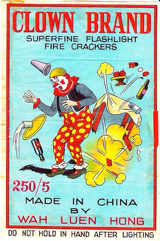 firecracker-label-clown-brand