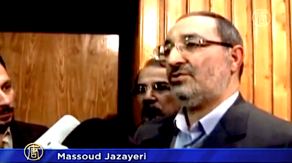 Massoud-Jazayeri