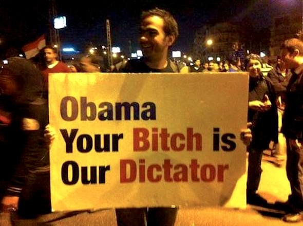 Protester, Egypt
