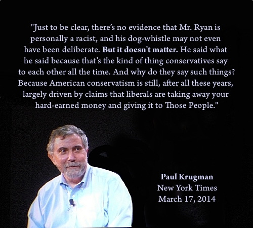Has anyone read any of Paul Krugman's books/essays?