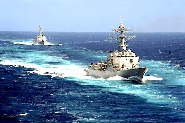 Credit: Reuters/US Navy/Seaman Apprentice Carla Ocampo/Handout