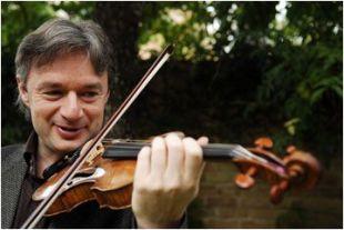 Violinist Sergei Galperin