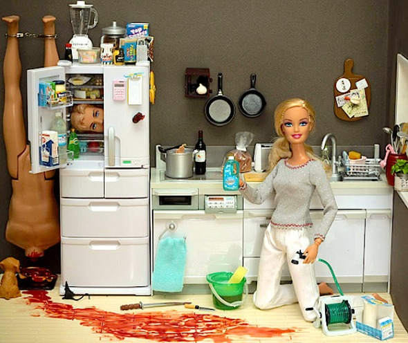 Barbie Charged with First-Degree Murder in Brutal Slaying of Ken