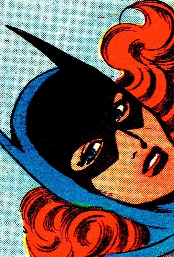 Batgirl-panel