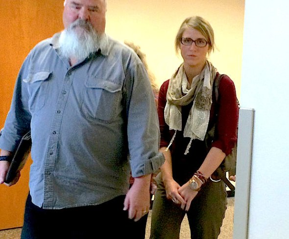 Former Lincoln High School teacher Meredith Powell pleaded not guilty Tuesday, April 8, 2014, to an additional charge stemming from her alleged sexual misconduct with students. DEBBIE CAFAZZO — Staff writer  Read more here: http://www.thenewstribune.com/2014/04/08/3139274/tacoma-teacher-pleads-not-guilty.html?sp=/99/296/#storylink=cpy