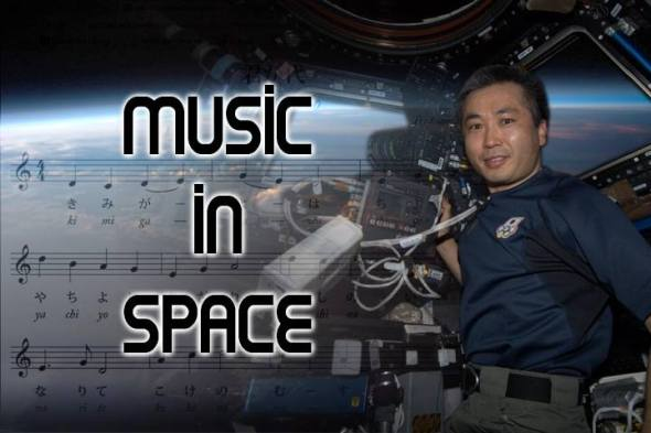 Music In Space - May 2 2014