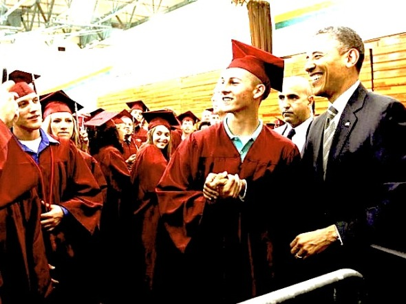 obama-high-school-grads-ap