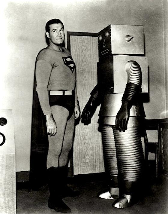 superman+robot