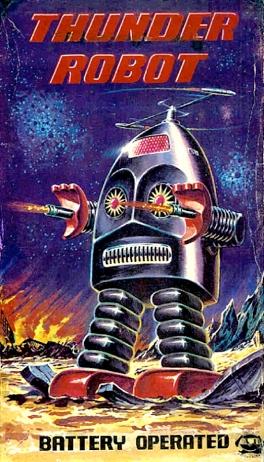 thunder-robot
