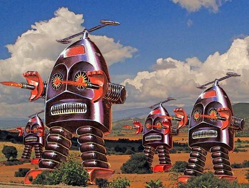 Thunder-Robots