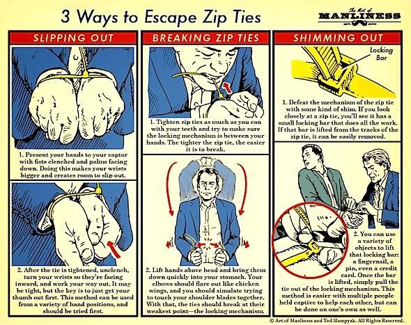 ZipTieEscape
