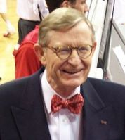 Elwood Gordon Gee, President of West Virginia University