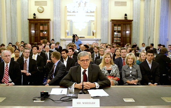 Nomination Hearing Held For Thomas Wheeler To Chair The FCC
