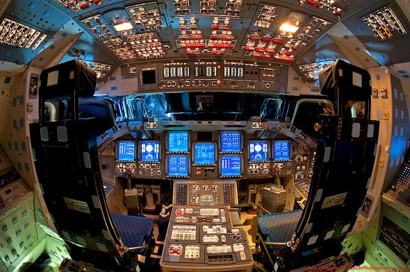 flight-deck