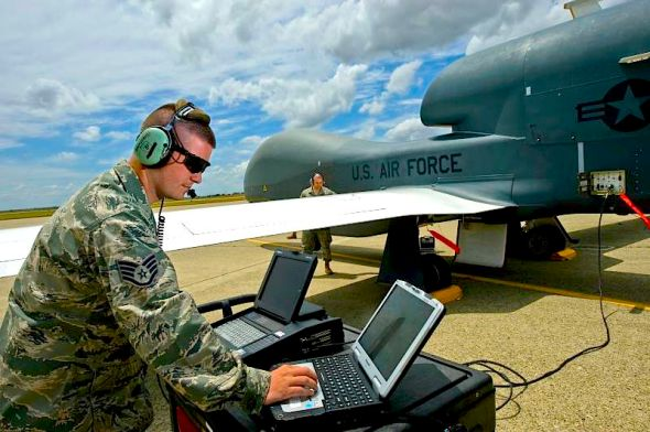 Global Hawk Maintenance