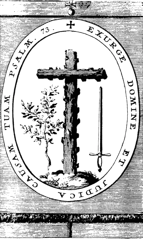 Official symbol of the Spanish Inquisition