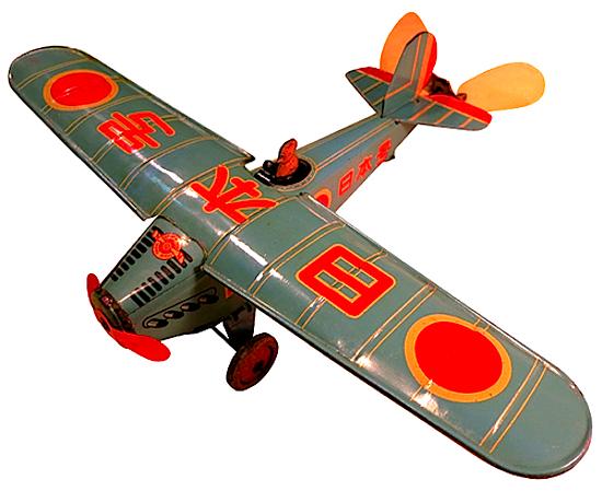 japanese-toy-plane