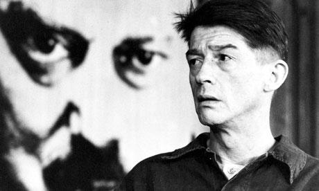 John Hurt in a film adaptation of George Orwell's 1984