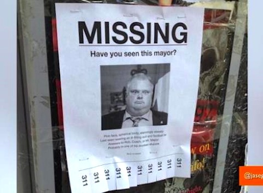 Mayor-Rob-Ford-Goes-Missing-Twitter-Goes-Crazy