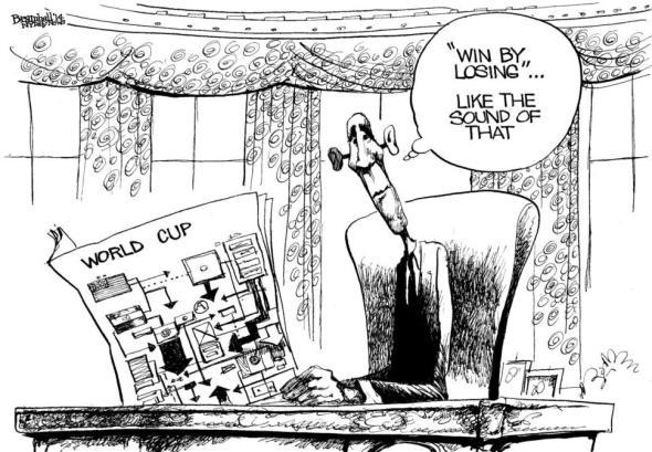 Bill BramhallBill Bramhall cartoon for June 29, 2014.