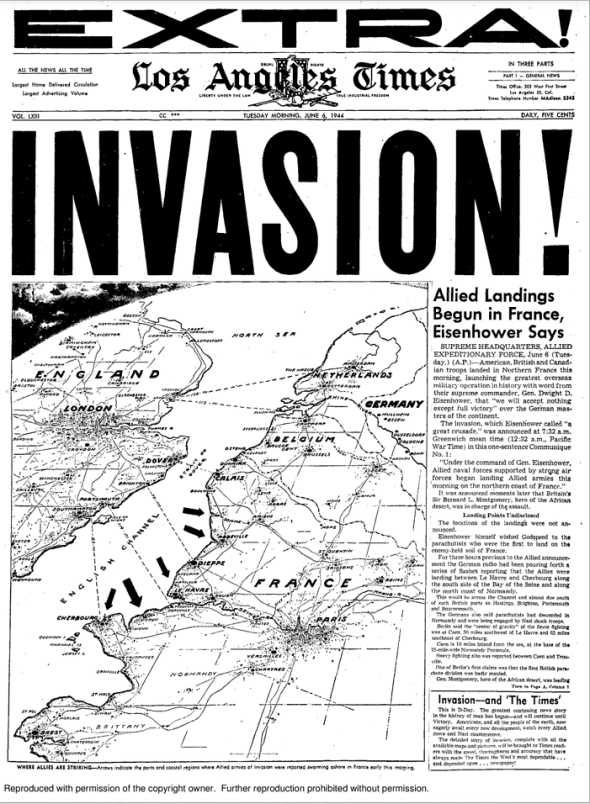 invasion of normandy essay D-day invasion essaysone of the biggest questions of the second world war is, how the amphibious invasion of normandy, france on june 6, 1944, was one of the major turning points of world war ii.