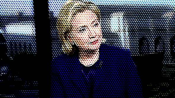 hillary-dot-screen