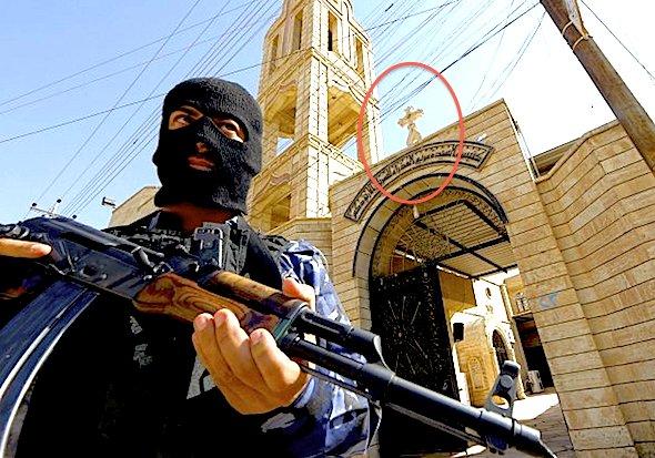 iraq-christ