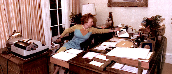 The IRS' computer crash may go down in history next to the eighteen and a half minute gap in the Watergate tapes, which was supposedly caused by a mistake by Richard Nixon's secretary Rose Mary Woods.