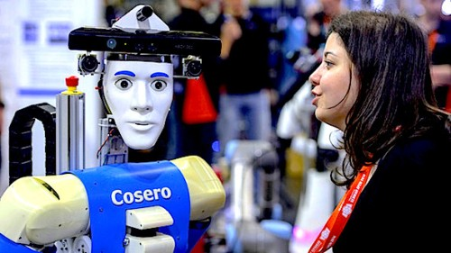 Coming online: some 95,000 new professional service robots, worth some $17.1bn, are set to be installed for professional use between 2013 and 2015