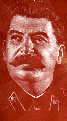 Stalin-red