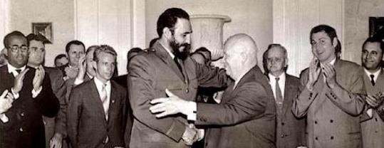 Castro-kruschev