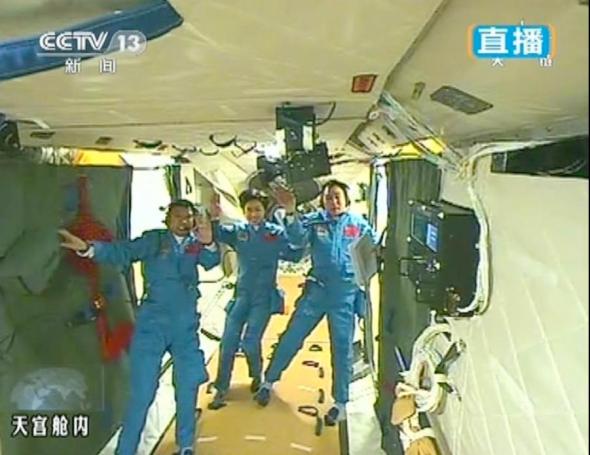 crew-enters-tiangong-1