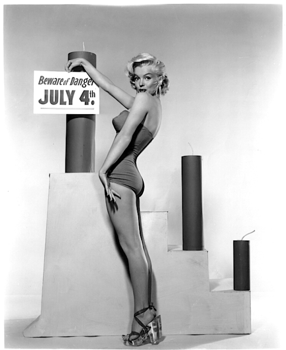 Marylin-Monroe-July4