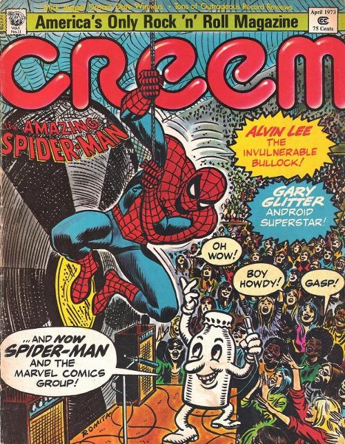spiderman-creem