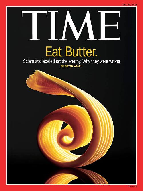 Time Cover:  FAT is GOOD