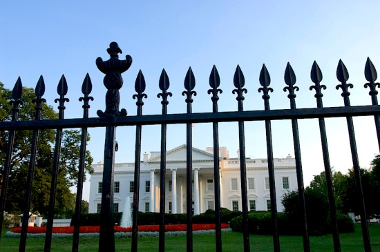 White-House-w-Fence