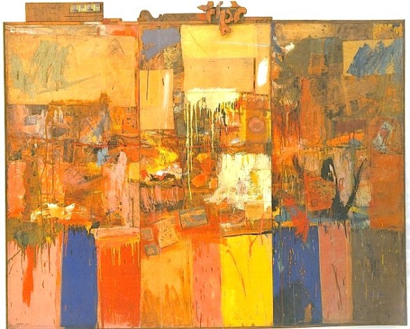 collection_images-Robert Rauschenberg