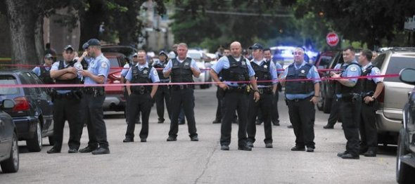 Chicago's finest not happy that law-abiding citizens can exercise their constitutional rights without asking for special permission